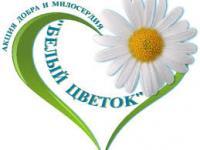 """День благотворительности """"Белый цветок"""""""