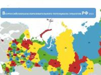 Всероссийская база образовательного потенциала субъектов РФ